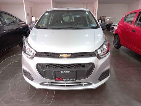 Chevrolet Beat Hatchback LT Sedan usado (2020) color Plata precio $169,000