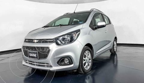 Chevrolet Beat Hatchback LTZ Sedan usado (2018) color Gris precio $162,999