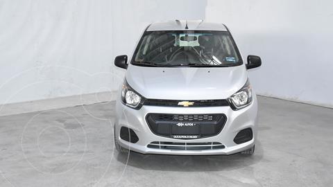 Chevrolet Beat Hatchback LT usado (2019) color Plata Dorado precio $143,000