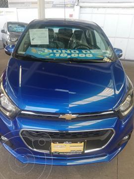 Chevrolet Beat Hatchback LTZ usado (2021) color Azul precio $209,000