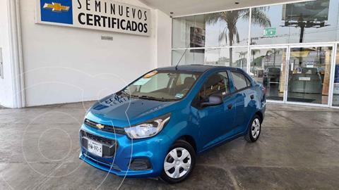 Chevrolet Beat Hatchback Version usado (2020) color Azul precio $190,000