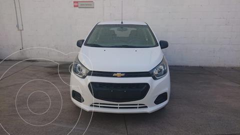 Chevrolet Beat Hatchback LT usado (2018) color Blanco precio $139,000