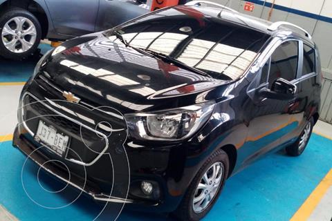 Chevrolet Beat Hatchback LTZ usado (2020) color Negro precio $183,000