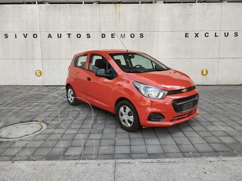 Chevrolet Beat Hatchback LT usado (2018) color Rojo precio $145,000