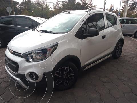 Chevrolet Beat Hatchback Active usado (2020) color Blanco precio $185,000