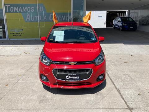 Chevrolet Beat Hatchback LTZ usado (2020) color Rojo precio $205,000
