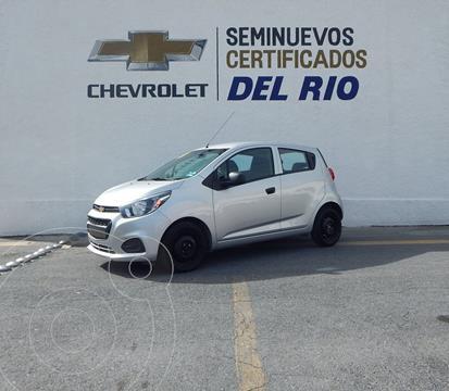 Chevrolet Beat Hatchback LS usado (2020) color Plata Dorado precio $180,000