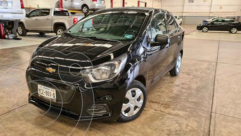 Chevrolet Beat Hatchback LT Sedan usado (2019) color Negro precio $180,000