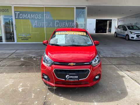 Chevrolet Beat Hatchback LTZ usado (2020) color Rojo precio $230,000