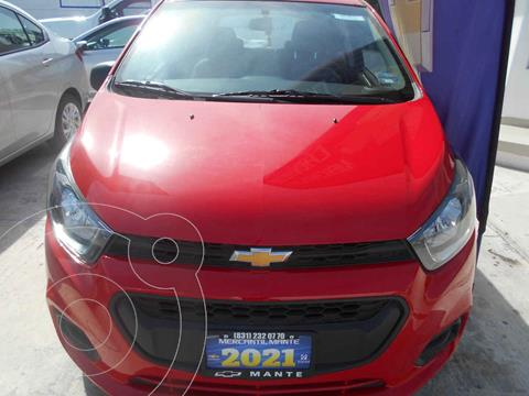 OfertaChevrolet Beat Hatchback LT nuevo color Rojo precio $198,200