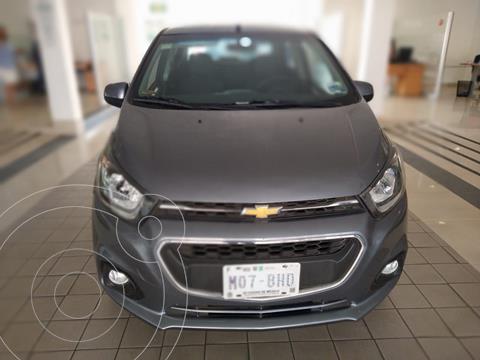 Chevrolet Beat Hatchback LTZ usado (2020) color Gris Oscuro precio $199,900