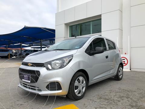 Chevrolet Beat Hatchback LT usado (2019) color Plata Dorado precio $150,000