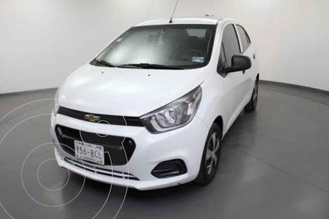 Chevrolet Beat Hatchback Version usado (2020) color Blanco precio $155,000