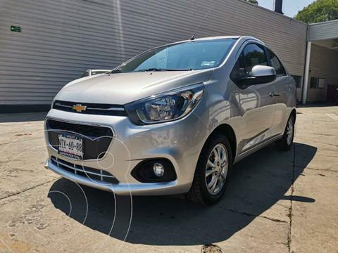 Chevrolet Beat Hatchback Version usado (2020) color Plata precio $209,000