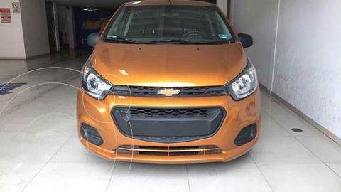 Chevrolet Beat Hatchback LT Sedan usado (2021) color Naranja precio $213,000