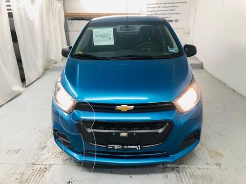 Chevrolet Beat Hatchback LT usado (2020) color Azul precio $185,900