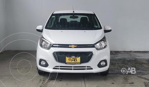 Chevrolet Beat Hatchback LTZ usado (2018) color Blanco precio $175,000