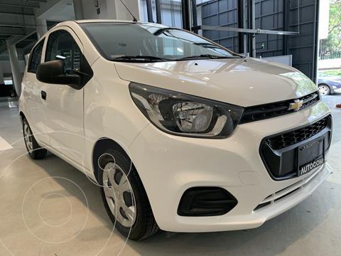 Chevrolet Beat Hatchback LT usado (2020) color Blanco precio $175,000