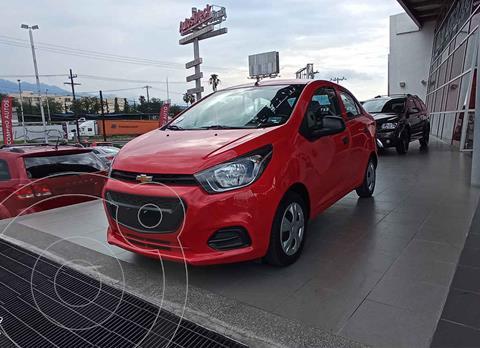 Chevrolet Beat Hatchback LTZ Sedan usado (2019) color Rojo precio $159,000