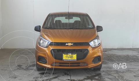 Chevrolet Beat Hatchback LT usado (2020) color Ocre precio $193,000