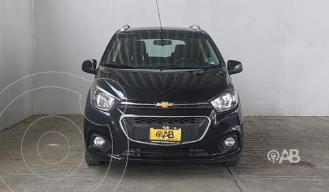 Chevrolet Beat Hatchback LS usado (2018) color Negro precio $160,000