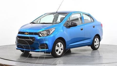 Chevrolet Beat Hatchback LS usado (2020) color Azul precio $163,130