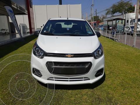 Chevrolet Beat Hatchback LT Sedan usado (2020) color Blanco precio $178,000