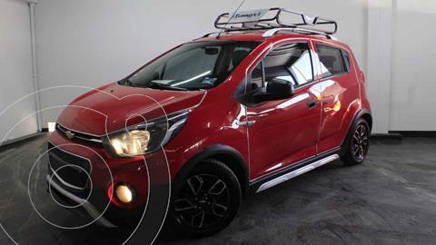 Chevrolet Beat Hatchback Active usado (2019) color Rojo precio $199,000