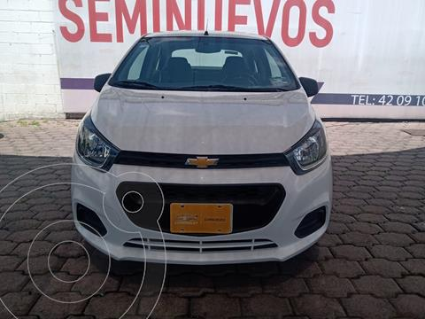 Chevrolet Beat Hatchback LT usado (2020) color Blanco precio $210,000