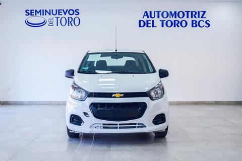 Chevrolet Beat Hatchback LT usado (2020) color Blanco precio $185,000