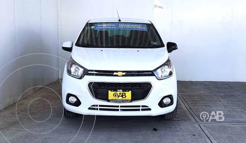 Chevrolet Beat Hatchback LTZ Sedan usado (2018) color Blanco precio $149,000