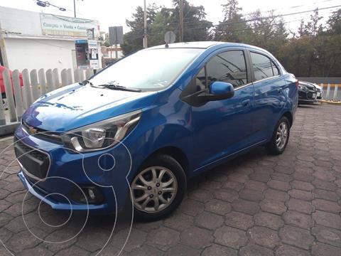 Chevrolet Beat Hatchback LTZ usado (2018) color Azul precio $155,000