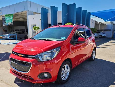 Chevrolet Beat Hatchback BEAT LTZ TM usado (2018) color Rojo precio $145,000