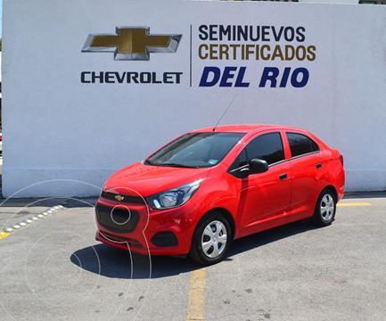 Chevrolet Beat Hatchback LTZ usado (2020) color Rojo precio $217,000
