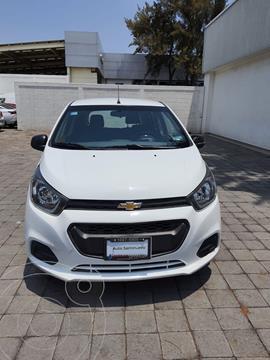 Chevrolet Beat Hatchback LT usado (2019) color Blanco precio $148,000