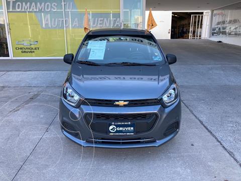 Chevrolet Beat Hatchback LT usado (2020) color Gris precio $215,000