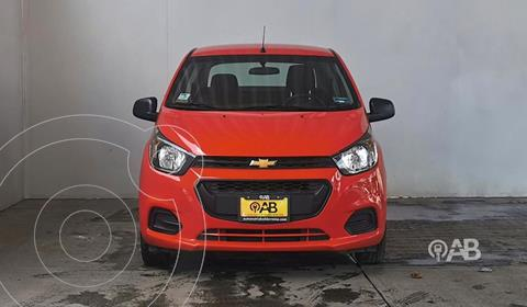 Chevrolet Beat Hatchback LS usado (2020) color Rojo precio $198,000