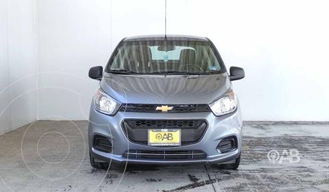 Chevrolet Beat Hatchback LT usado (2020) color Gris Oscuro precio $185,000