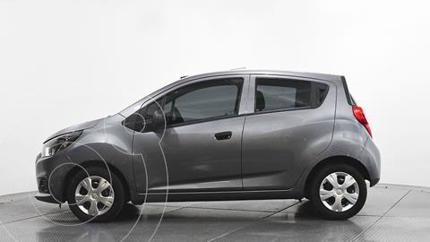 Chevrolet Beat Hatchback LT usado (2020) color Gris Oscuro precio $186,500