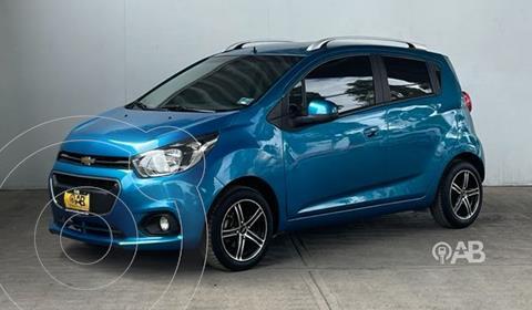Chevrolet Beat Hatchback LTZ usado (2018) color Azul Petroleo precio $197,000