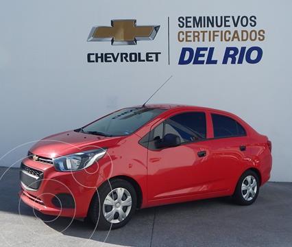 Chevrolet Beat Hatchback LTZ usado (2020) color Rojo precio $220,000
