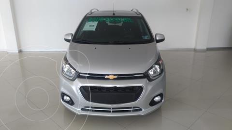 Chevrolet Beat Hatchback LTZ usado (2020) color Blanco precio $195,000