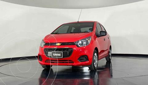 Chevrolet Beat Hatchback LT usado (2018) color Rojo precio $152,999