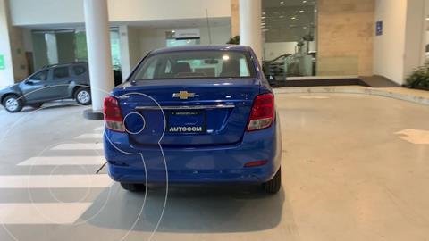 Chevrolet Beat Hatchback LTZ usado (2018) color Azul Marino precio $155,000