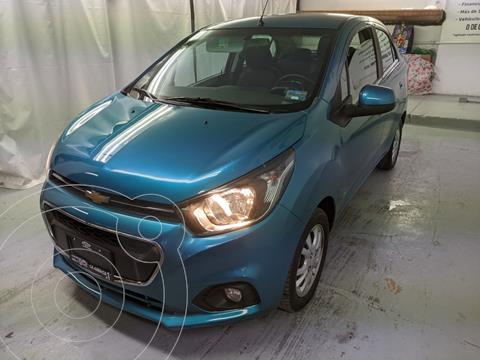 Chevrolet Beat Hatchback LTZ usado (2020) color Azul precio $185,000