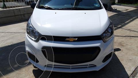 Chevrolet Beat Hatchback LT usado (2020) color Blanco precio $184,000