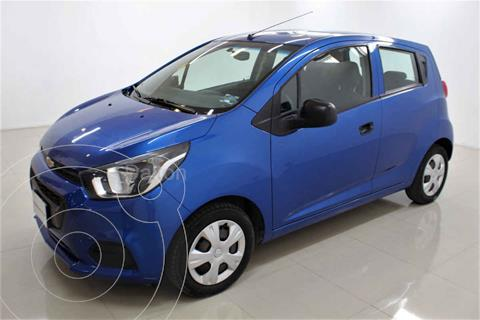 Chevrolet Beat Hatchback LT Sedan usado (2019) color Azul precio $145,000