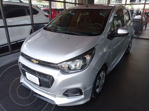 Chevrolet Beat Hatchback LS usado (2018) color Plata Metalico precio $115,000