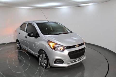 Chevrolet Beat Hatchback LT usado (2019) color Plata Dorado precio $144,900