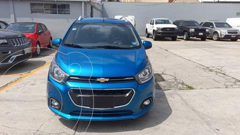 Chevrolet Beat Hatchback LTZ usado (2019) color Azul precio $165,000